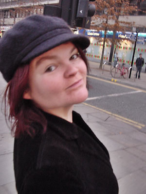 Gill in Manchester