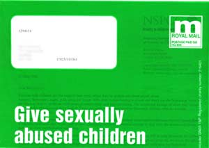 Give sexually abused children