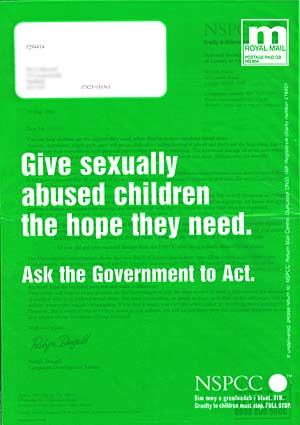 Give sexually abused children the hope they need